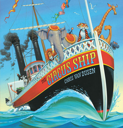 The Circus Ship by