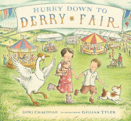 Hurry Down to Derry Fair by