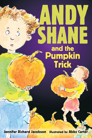 Andy Shane and the Pumpkin Trick by