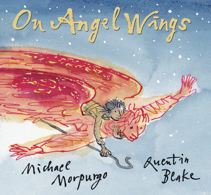 On Angel Wings by