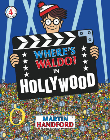 Where's Waldo? In Hollywood by Martin Handford