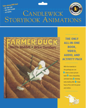 Farmer Duck: Candlewick Storybook Animations by