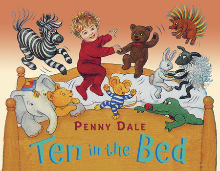 Ten in the Bed by