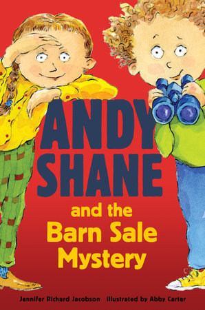 Andy Shane and the Barn Sale Mystery by