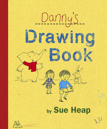 Danny's Drawing Book by