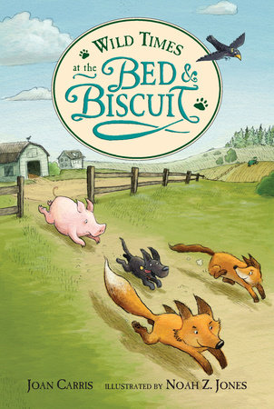 Wild Times at the Bed and Biscuit by