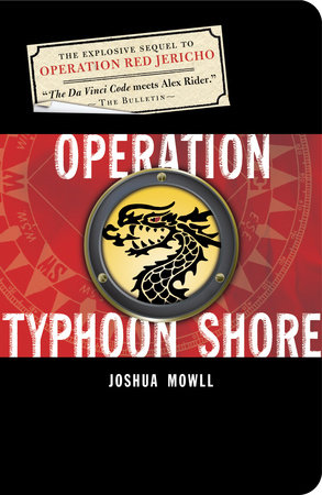 Operation Typhoon Shore by Joshua Mowll