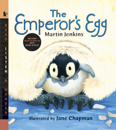 The Emperor's Egg with Audio by