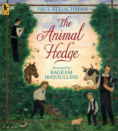 The Animal Hedge by Paul Fleischman