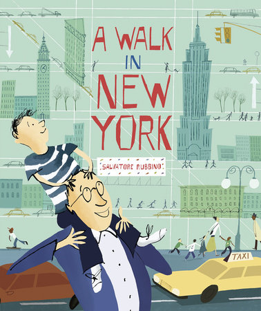 A Walk in New York by
