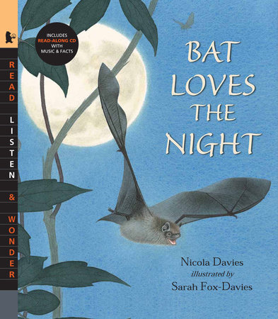 Bat Loves the Night with Audio by