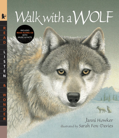 Walk with a Wolf with Audio by