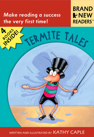 Termite Tales by Kathy Caple