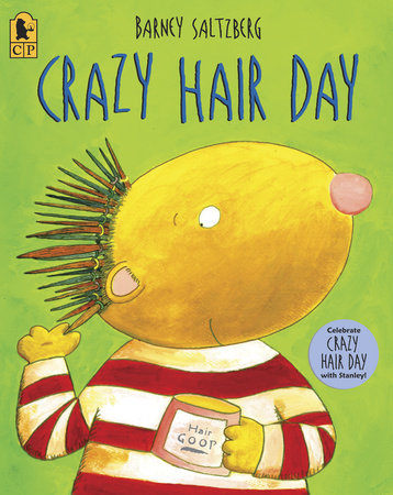Crazy Hair Day Big Book by