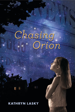 Chasing Orion by