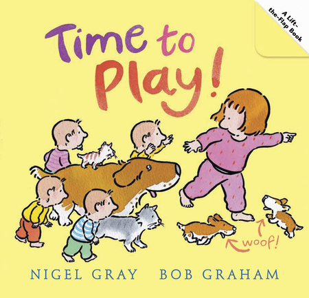 Time to Play! by Nigel Gray
