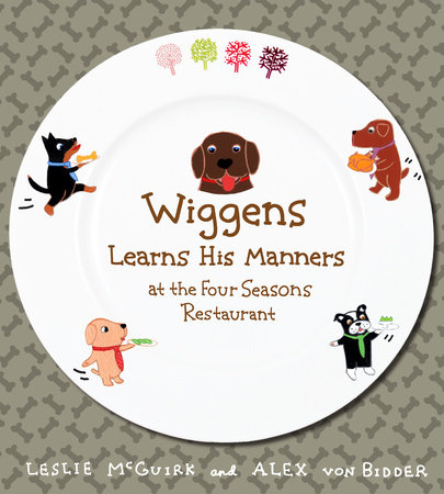 Wiggens Learns His Manners at the Four Seasons Restaurant by