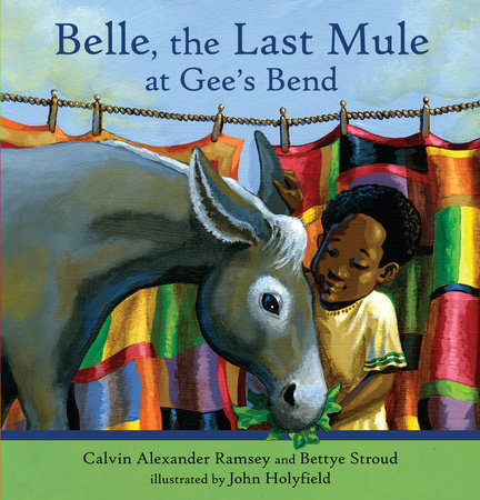 Belle, The Last Mule at Gee's Bend by