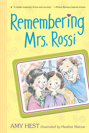 Remembering Mrs. Rossi by
