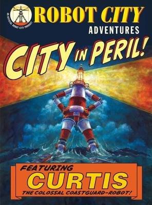 City In Peril! by Paul Collicutt