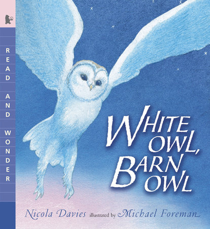 White Owl, Barn Owl by