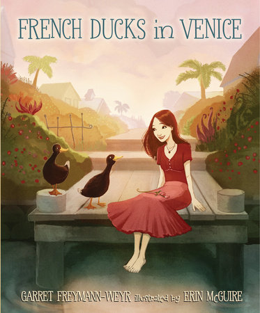 French Ducks in Venice by