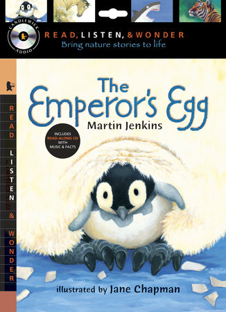 The Emperor's Egg with Audio, Peggable by Martin Jenkins