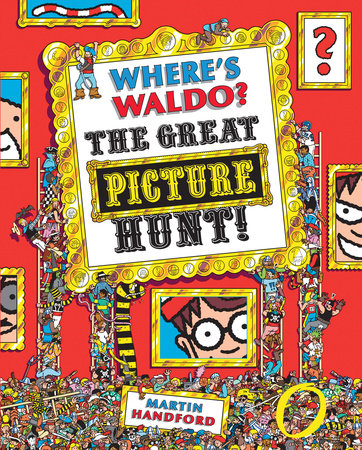 Where's Waldo? The Great Picture Hunt by