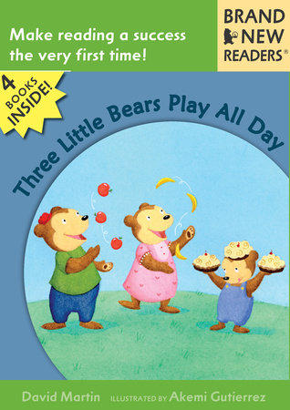 Three Little Bears Play All Day by