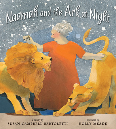Naamah and the Ark at Night by