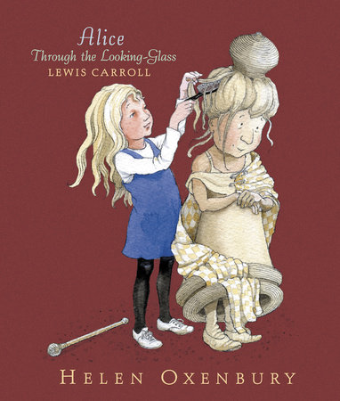 Alice Through the Looking-Glass by