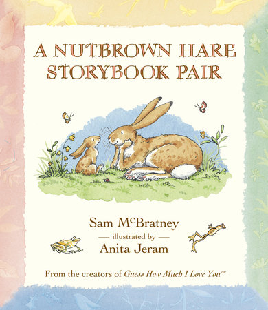 A Nutbrown Hare Storybook Pair Boxed Set by