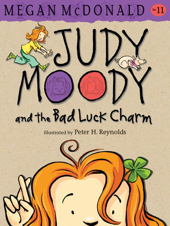 Judy Moody and the Bad Luck Charm by