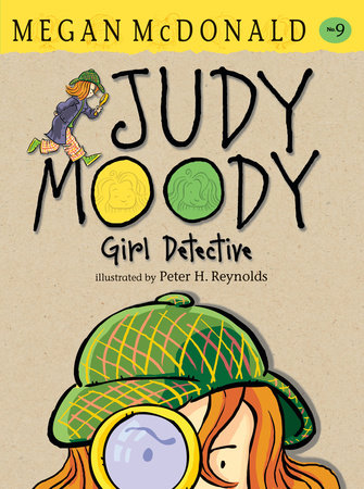 Judy Moody, Girl Detective (Book #9) by