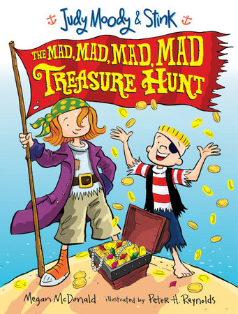 Judy Moody and Stink: The Mad, Mad, Mad, Mad Treasure Hunt