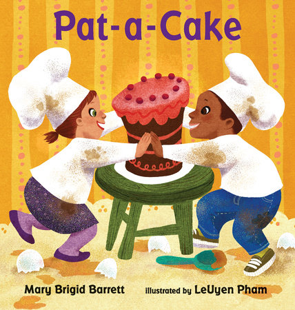 Pat-a-Cake by Mary Brigid Barrett