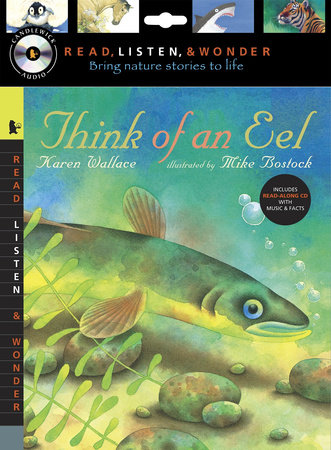 Think of an Eel with Audio, Peggable by Karen Wallace