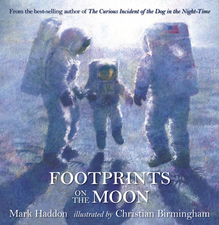 Footprints on the Moon by
