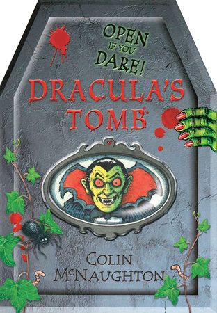 Dracula's Tomb by Colin McNaughton