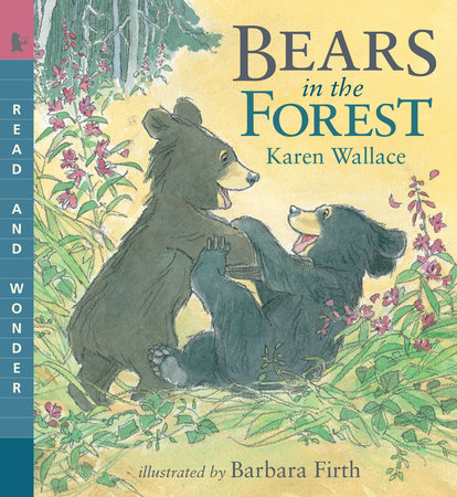Bears in the Forest by