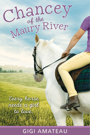 Chancey: Horses of the Maury River Stables by