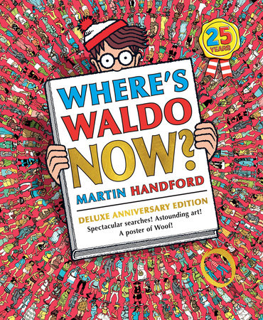Where's Waldo Now? by