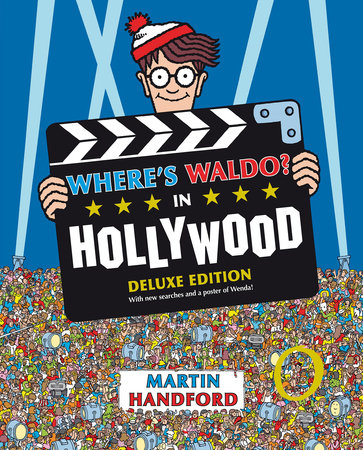 Where's Waldo? In Hollywood by