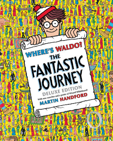 Where's Waldo? The Fantastic Journey by