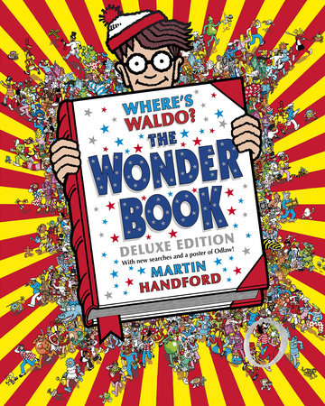 Where's Waldo? The Wonder Book by