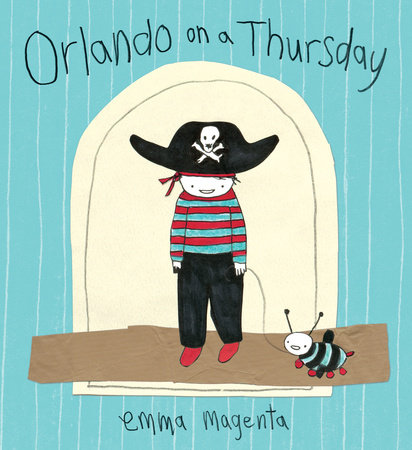 Orlando on a Thursday by Emma Magenta