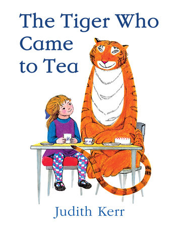 The Tiger Who Came to Tea by