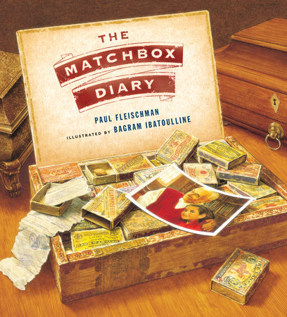 The Matchbox Diary by