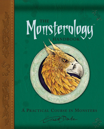 The Monsterology Handbook by