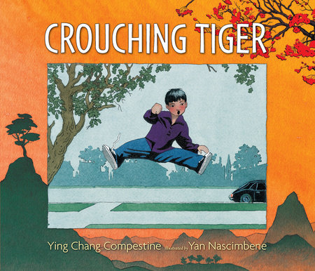 Crouching Tiger by